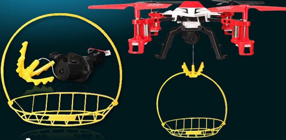 F12072 Skytech M61 4CH 2 4G 6 Axis Remote Control RC Helicopter Multifunction Quadcopter Drone US
