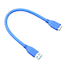 New arrival High quality and speed Blue color AM-MICRO B USB 3.0 USB line USB 3.0 AM to MICRO B Cable XC1110