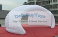 TT26 Hot sell Inflatables Events Tent Party dome Tent wtih door Oxford 6m 20ft Reapir kits