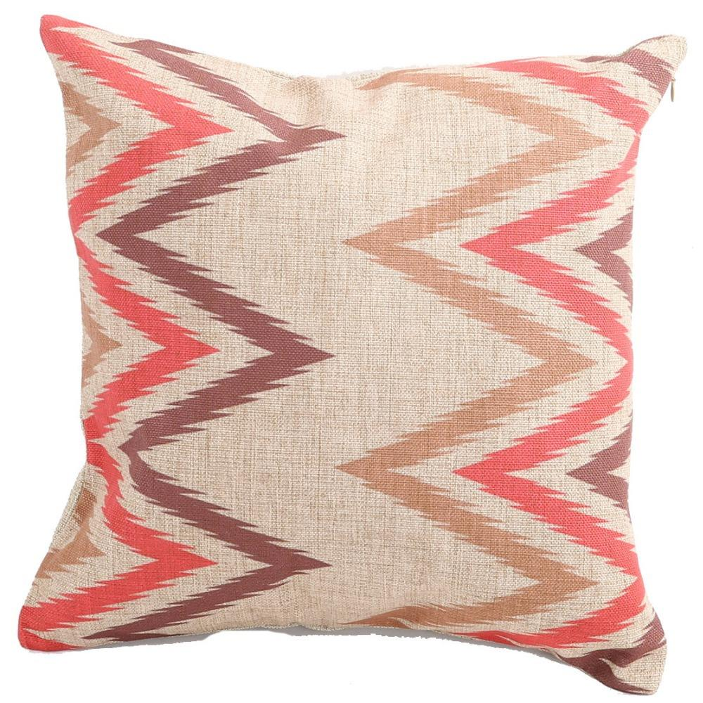 """New Vintage Cushion Cover Throw Pillow Case 18"""" Sofa Home Decorative Ripple Chic(China (Mainland))"""