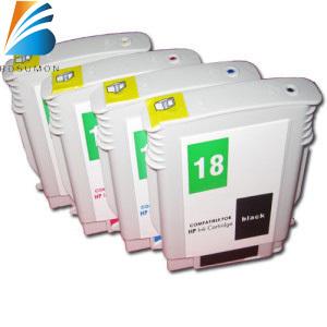 kostenloser versand 1 gesetzt tintenpatrone for hp 88xl oem c9396a c9391a c9392a c9393a for drucker k550 k5400 k8600 l7580 l7590(China (Mainland))