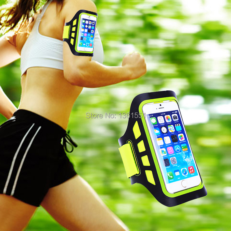 Гаджет  Sport Gym Bag Running Arm band Case for Iphone 6 ,Arm Belt Band Travel Accessory Protective For 5c 4s 4  None Спорт и развлечения