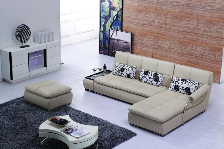 Kleine Lederen Sofa-Koop Goedkope Kleine Lederen Sofa loten van ...