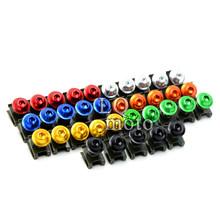 6MM Motorcycle Accessories Fairing body Bolts Screws KTM 640 LC4 Supermoto 2003 2004 05 06 T-MAX500/530 T MAX500/530 TMAX - motorcycle store