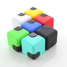Buy 2017 Hot Sale Fidget Cube Spinner Magic Cube Finger Fidget Toy Gift Present Stress Reliever Anti-stress Finger Toy for $1.58 in AliExpress store