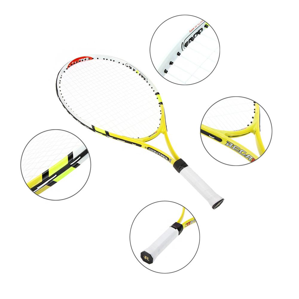 теннисная ракетка OEM Tennis Racket free shipping geo synthetic hexagonal nylon soft tennis racket string reel tsb 03