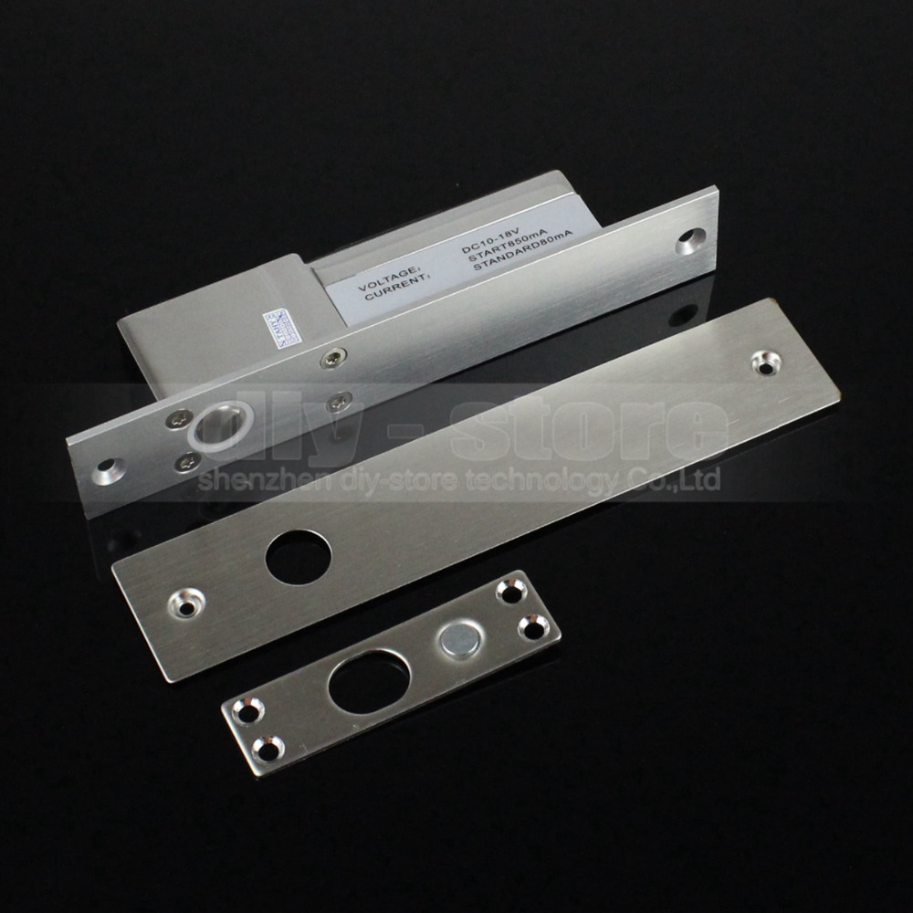 NEW Electric Drop Bolt Lock Fail-Safe 12V Low Hold Current for Access Control System(China (Mainland))