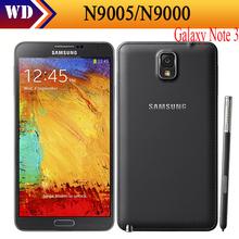 Note3 Original Samsung Galaxy Note 3 N9005 N900 N900A 3/4G LTE 13MP16GB/32G 5.7 inch Quad-core Ultra Slim Android  refurbished(China (Mainland))