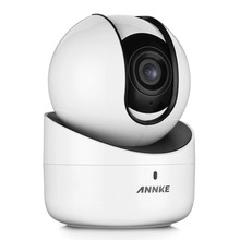 ANNKE 720P WiFi Pan/Tilt IP Network Security Camera IR Night Vision 2-Way Audio Motion Detected,Intelligent Alert,WDR,ROI,3D DNR(China (Mainland))