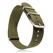 New 6 Colors available 18mm20mm22mm Band Width High quality Nylon Watchbands waterproof watch strap fashion watch band
