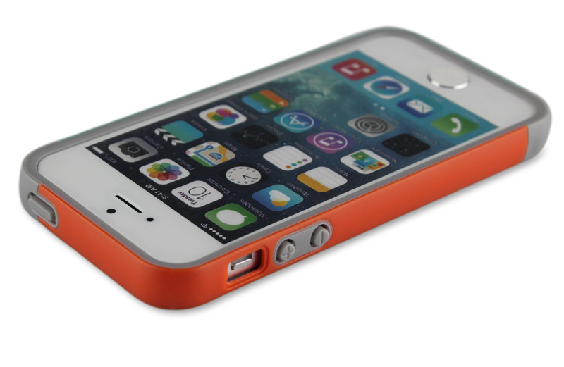 Newest Arrive Walnutt Hybrid Soft Bumper Case For iphone 5 5s multi-color Bumper frame Case Korea Fashion shell