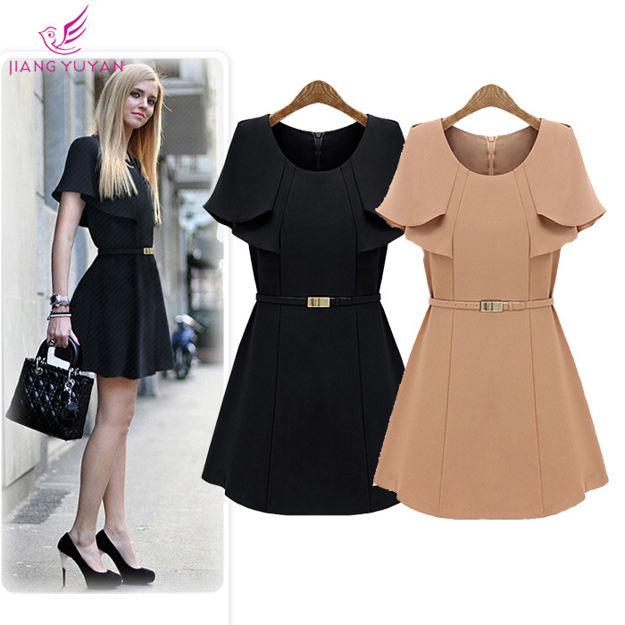Vestidos 2015 Spring New Fashion Casual Dress Women