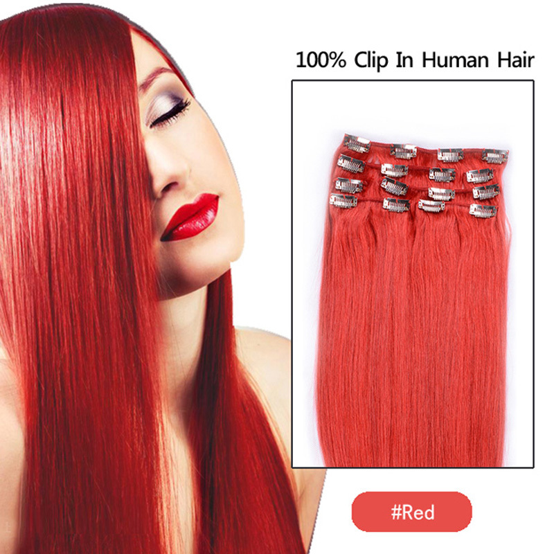 Best Clip In Remy Human Hair Extensions 90