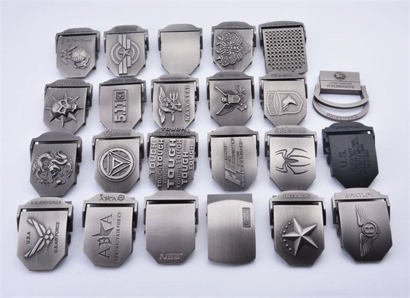 Logo High quality belt alloy canvas belt automatic buckle with no single variety of optional discount discount(China (Mainland))