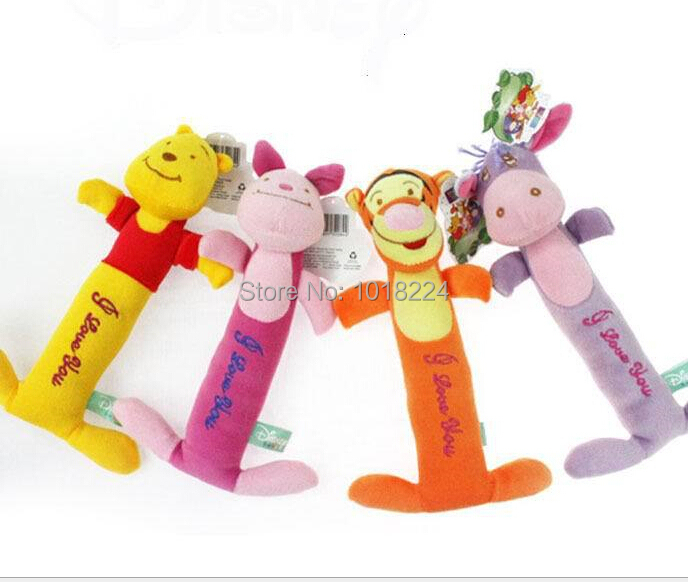 Toddler Girl Toys 2014 : New baby rattle toys animal designs plush boys