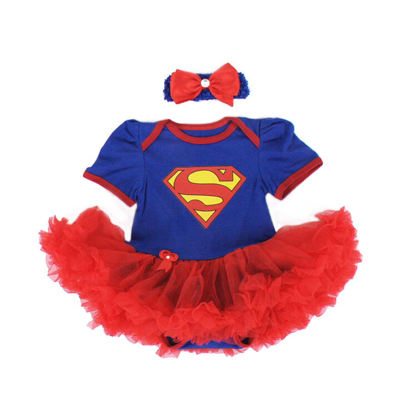 0-12M bodysuits newborn baby body with headband tutu dress body baby girl bodysuits infant short sleeve toddler cute party dress<br><br>Aliexpress