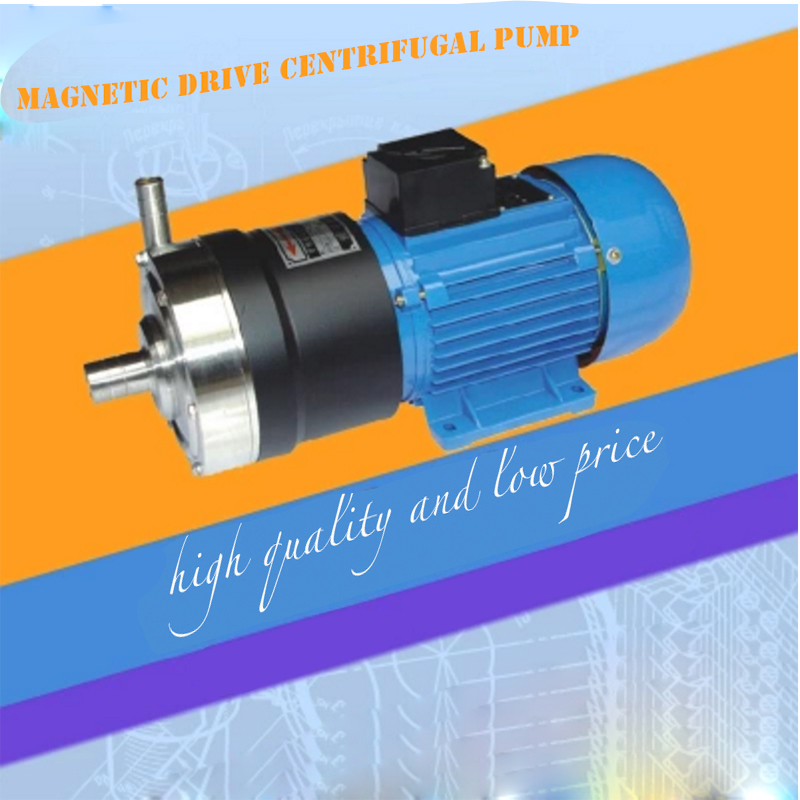 120w Static seal structure stainless steel magnetic pump for water treatment(China (Mainland))