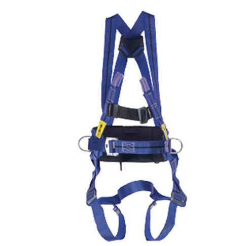 Honeywell 1011894A Workplace safety belts sets Integrated body safety harness Adjustable body Single hanging point(China (Mainland))