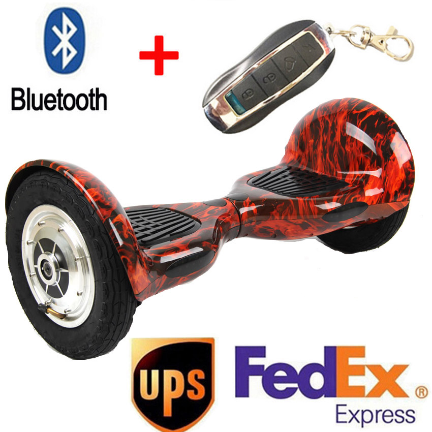 tax MAOBOOS 2 wheel Self balance Electric scooter Bluetooth/Remote Hoverboard Unicycle Skateboard Standing Drift Board