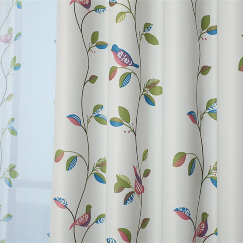 Achetez en gros romantique chambre rideaux en ligne des grossistes romantiq - Rideau style anglais ...