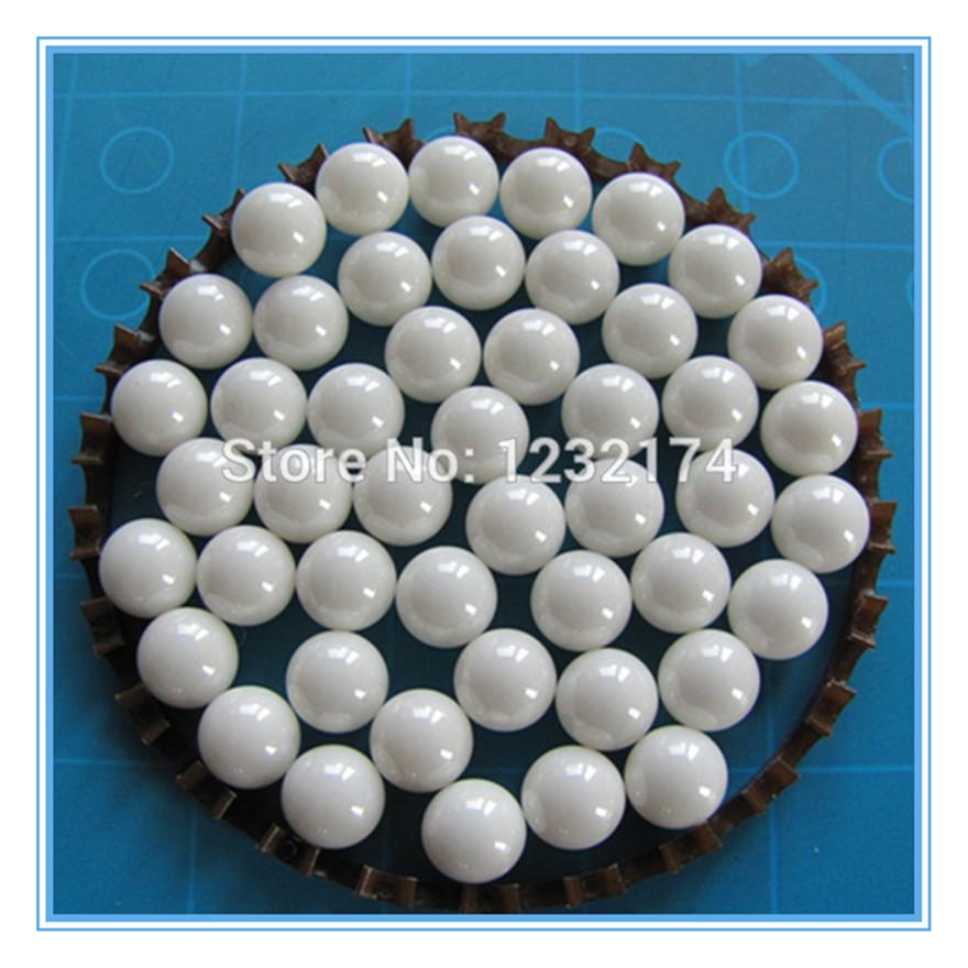 15mm Zirconia Ceramic Ball G20 ZrO2 used for valve ball/bearing/high pressure homogenizer/sprayer/pump 15mm ceramic ball(China (Mainland))