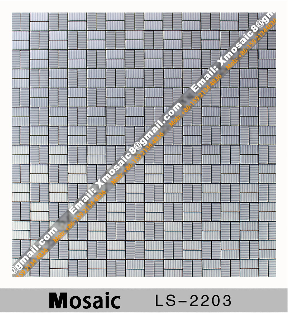 Aluminum Wall Mosaic #LS-2203<br><br>Aliexpress