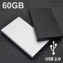 Portatile External Hard Drive 60gb Disco Duro Disque Dur Externe Portable HD Externo(China (Mainland))