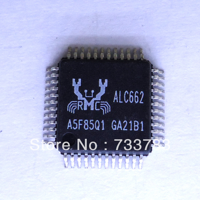 REALTEK  ALC662  5.1 Channel High Definition Audio Codec