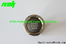 Start Stop Push Switch Engine Start Stop Switch Ignition Switch Push Start Switch for Toyota 15A8543-01