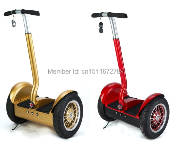 2000w 36v dc motor 2 wheels stand up electric scooter in for Stand on scooters with motor