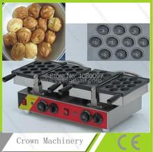 Walnut waffle pan maker;walnut waffle maker machine; Commecial belgium walnut snack waffle machine(China (Mainland))