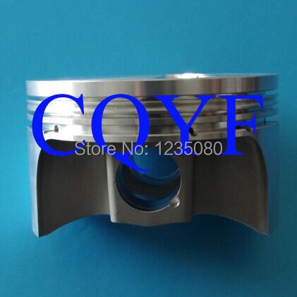 Racing Aluminum Forged Pistons(China (Mainland))