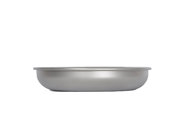 Titanium plate Camping Plate Outdoor Plate Only 25g KT361(China (Mainland))