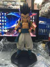 the newest Dragon Ball Z Action Figures 19cm Gotenks DRAGON BALL MSP gotenks PVC plush toy wholesale