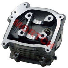 80cc(GY6 Big Bore) High Performance Cylinder Head for Chinese 139QMB 50cc for Scooter ATV Go Karts Moped Free Shipping