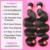 Unprocessed 6A Peruvian Virgin Hair Body Wave Human Hair Weave Bundles Peruvian Body Wave Free Shipping 3pcs lot