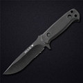 New Buck Fixed Blade Knife 420HC Stainless Steel Hunting Knife Outdoor Survival Straight Knives