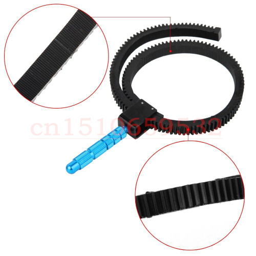 10PCS Zoom Follow Focus Gear Ring Filter Handle Lever For 55 58 62 67 72 77 82mm Lens(China (Mainland))