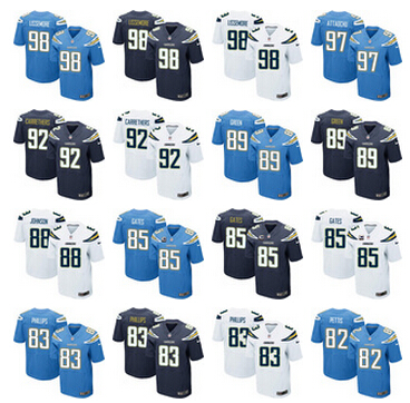 AAAAAA,San Diego Chargers,Kellen Winslow,Junior Seau,Lance Alworth ,Throwback for men(China (Mainland))