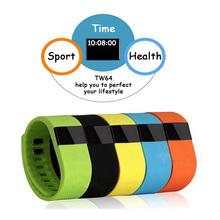 2015 Best selling smart bluetooth bracelet watch Support  IOS Android phone waterproof IP67 healthy bracelet with Sleep monitor