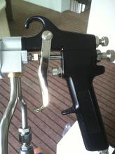Double Nozzle Spray Gun Air Paint Sprayer Gun 1.3mm Gundam Model Paint Powder Coat Paint Spray Gun For Car SAT1184-3