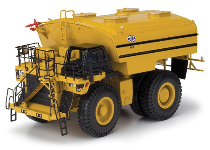N- 55276 1:50CAT 785D With MEGA MWT30 Mining Water Tank toy(China (Mainland))