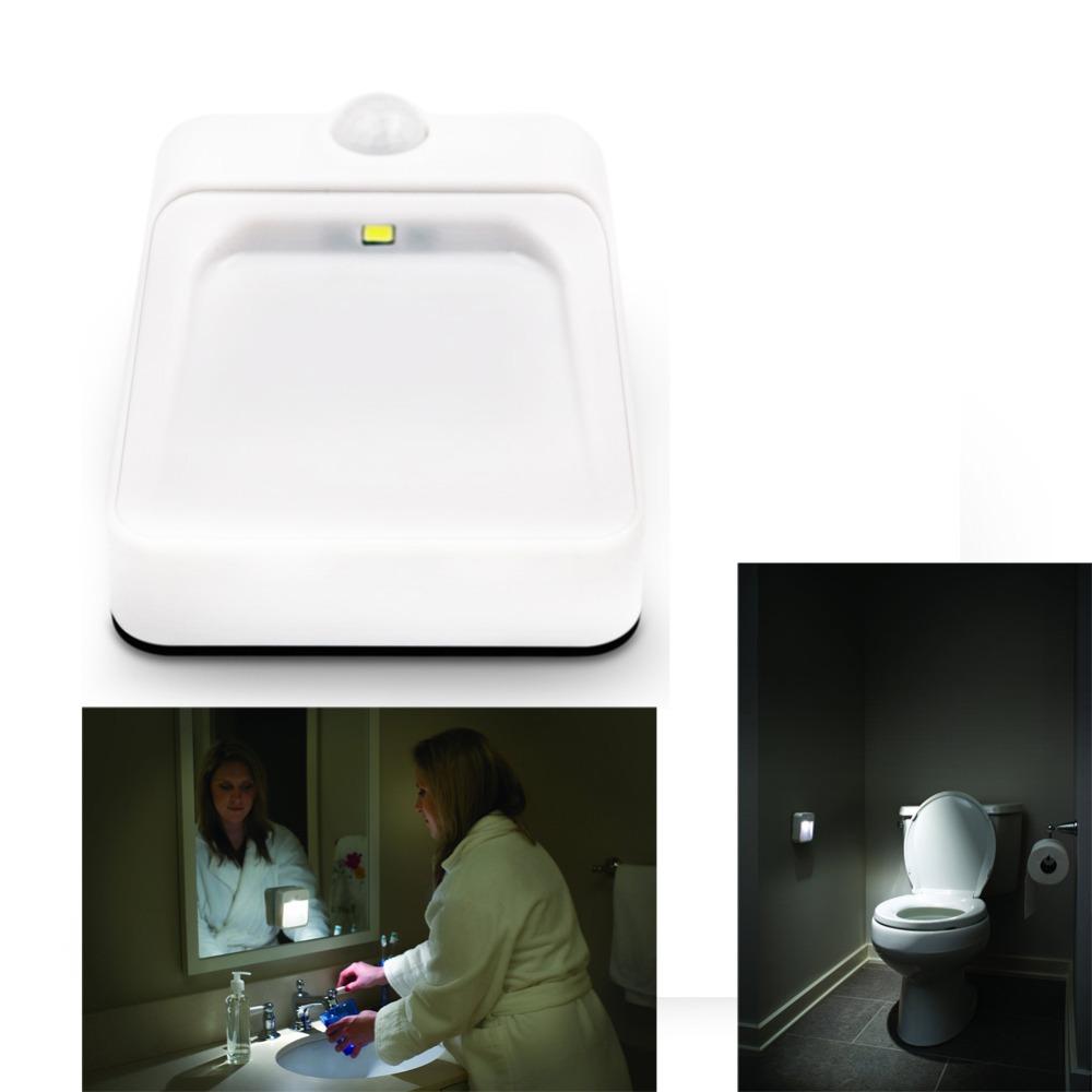 Led outside night light - Night Lights Mini Wireless Infrared Motion Sensor Baby Led Night Light Porch Wall Lamp For Bedroom Hallway Stairwells Kitchen