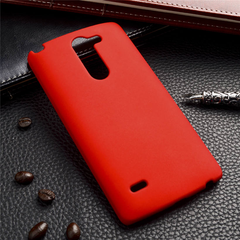 (Nor for G3) Cases For LG G3 Stylus D690 D690N 5.5 inch Phone Case Cover G3 Stylus Matte Rubber Oil-coated Mobile Phone Case(China (Mainland))