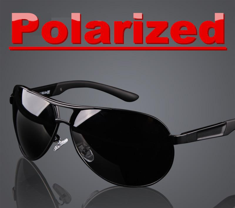 Polaroid Sunglasses Men women Polarized Driving Sun Glasses Mens Sunglasses Brand Designer Oculos Coating Sunglasses(China (Mainland))