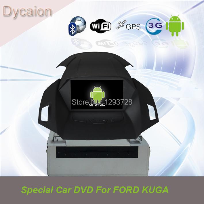 Car radio android for Ford KUGA with IPOD SWC ATV digital(China (Mainland))