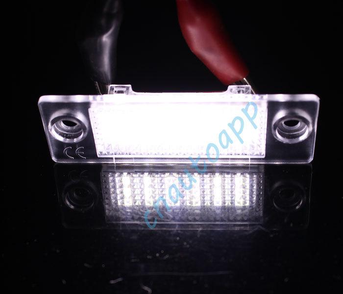 Koop led lampen auto kenteken aangepaste for Led lampen auto