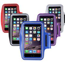 GYM Sport Arm Band Phone Case For Motorola MOTO E XT1021 XT1022 XT1025 E2 2015 XT1527 XT1511 XT1505 XT1524 Riding Leisure Bag