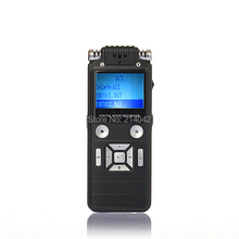 8GB Noise Reduction Digital Voice Recorder with MP3 Playing Multi-function Long Distance Recording Free Shipping(China (Mainland))