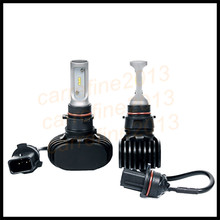 50w H11 H7 PSX26 LED Bulbs For Cars auto motorcycle car LED Headlight Kit H11 H7 PSX26 Car LED Head Light Bulb H7 LED Headlights